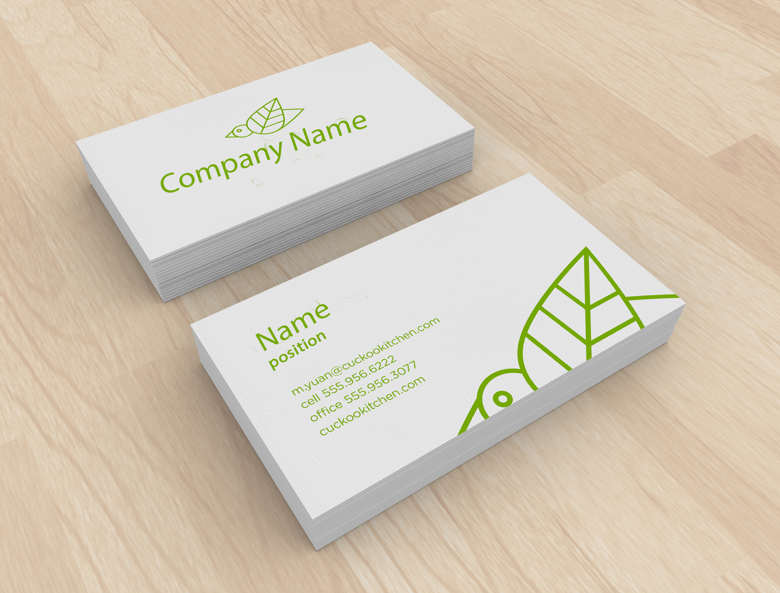 Business Card (Two Sided) - Smod Designs and Prints