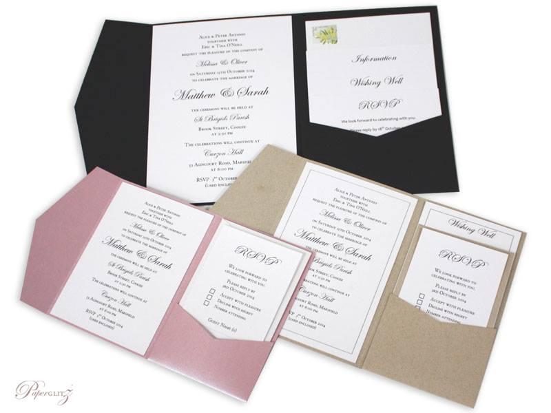 Invitation Card - A5